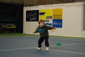 Tennistraining 19.12.2012